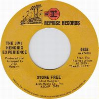 Cover Jimi Hendrix - Stone Free