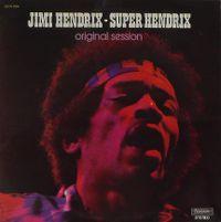 Cover Jimi Hendrix - Super Hendrix