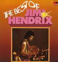 Cover Jimi Hendrix - The Best Of Jimi Hendrix