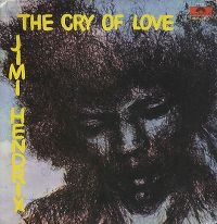 Cover Jimi Hendrix - The Cry Of Love