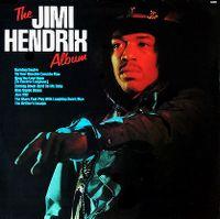 Cover Jimi Hendrix - The Jimi Hendrix Album