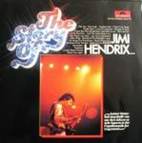Cover Jimi Hendrix - The Story Of