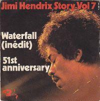 Cover Jimi Hendrix - Waterfall