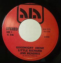 Cover Jimi Hendrix And Little Richard - Goodnight Irene