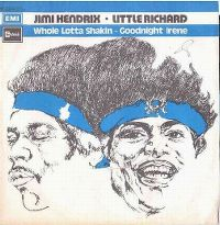 Cover Jimi Hendrix And Little Richard - Whole Lotta Shakin'