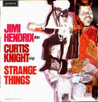 Cover Jimi Hendrix & Curtis Knight - Strange Things