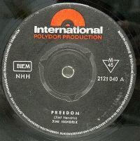 Cover Jimi Hendrix Experience - Freedom