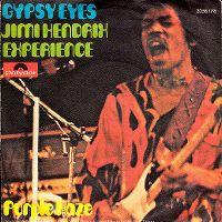 Cover Jimi Hendrix Experience - Gypsy Eyes