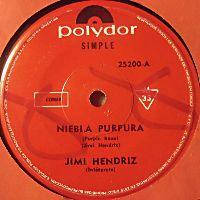Cover Jimi Hendrix Experience - Purple Haze