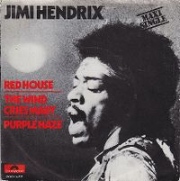Cover Jimi Hendrix Experience - Red House