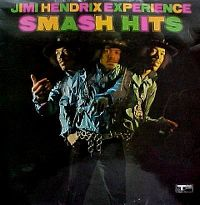 Cover Jimi Hendrix Experience - Smash Hits