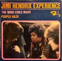 Cover Jimi Hendrix Experience - The Wind Cries Mary