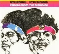 Cover Jimi Hendrix & Little Richard - Friends From The Beginning