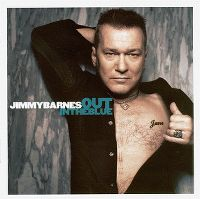 Cover Jimmy Barnes - Out In The Blue