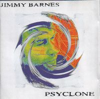Cover Jimmy Barnes - Psyclone