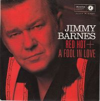 Cover Jimmy Barnes - Red Hot
