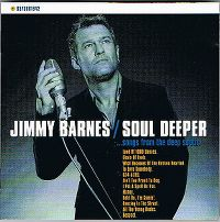 Cover Jimmy Barnes - Soul Deeper ...Songs From The Deep South