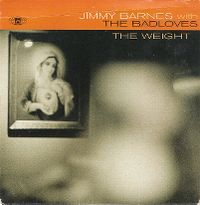 Cover Jimmy Barnes with The Badloves - The Weight