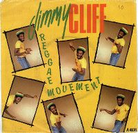 Cover Jimmy Cliff - Reggae Movement