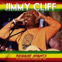 Cover Jimmy Cliff - Reggae Nights - Radio Broadcast Montego Bay 1982