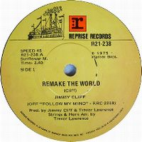 Cover Jimmy Cliff - Remake The World