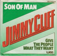 Cover Jimmy Cliff - Son Of Man