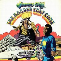 Cover Jimmy Cliff - The Harder They Come