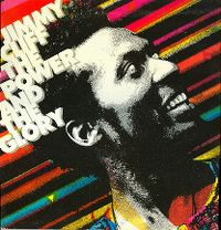 Cover Jimmy Cliff - The Power And The Glory