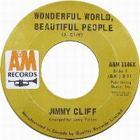 Cover Jimmy Cliff - Wonderful World, Beautiful People