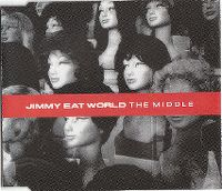 Cover Jimmy Eat World - The Middle