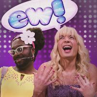 Cover Jimmy Fallon feat. will.i.am - Ew!
