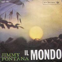 Cover Jimmy Fontana - Il mondo