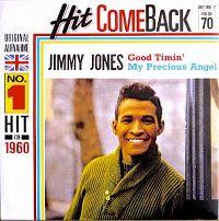 Cover Jimmy Jones - Good Timin'