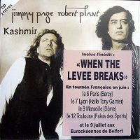 Cover Jimmy Page & Robert Plant - Kashmir