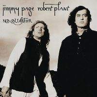 Cover Jimmy Page & Robert Plant - No Quarter