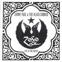 Cover Jimmy Page & The Black Crowes - Live At The Greek
