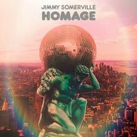 Cover Jimmy Somerville - Homage