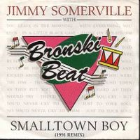 Cover Jimmy Somerville with Bronski Beat - Smalltown Boy (1991 Remix)