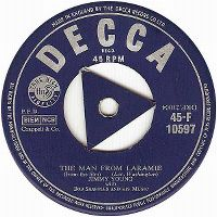 Cover Jimmy Young - The Man From Laramie