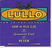 Cover Jiskefet - Lullo, heb je nog geneukt / Peter