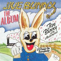Cover Jive Bunny & The Mastermixers - The Album