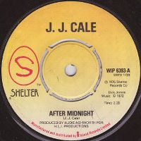 Cover J.J. Cale - After Midnight