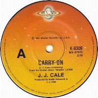 Cover J.J. Cale - Carry On