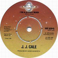 Cover J.J. Cale - I'm A Gypsy Man