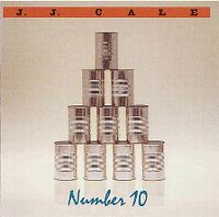 Cover J.J. Cale - Number 10