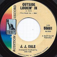 Cover J.J. Cale - Outside Lookin' In