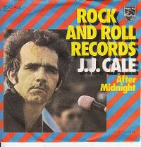 Cover J.J. Cale - Rock And Roll Records