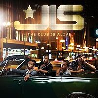 Cover JLS - The Club Is Alive