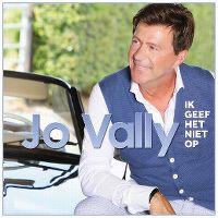Cover Jo Vally - Ik geef het niet op
