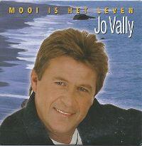 Cover Jo Vally - Mooi is het leven